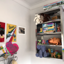 Childrens Shelves