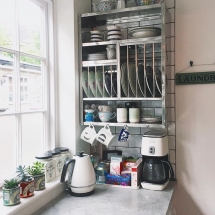 middle plate rack