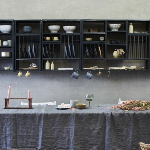 Anthracite Racks & Shelves